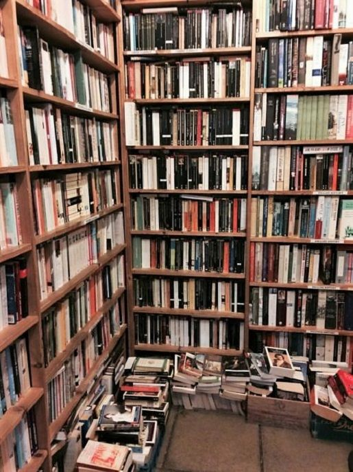 Inspirációk: Nem számít hová megyek, vagy milyen feladatokkal futtatom magam, egy könyvesbolt valahogy mindig az utamba kerül. Bemegyek, körülnézek, megpihenek… - Németh György – Egy tanár feljegyzései