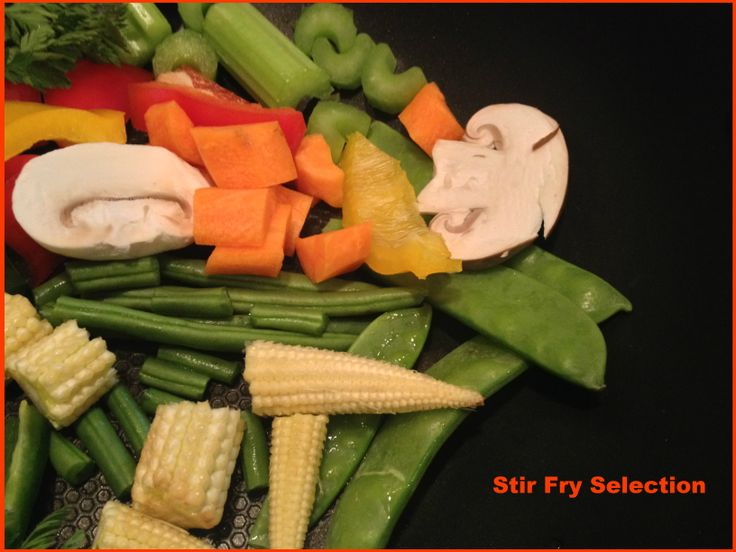 Stir Fry Selection
