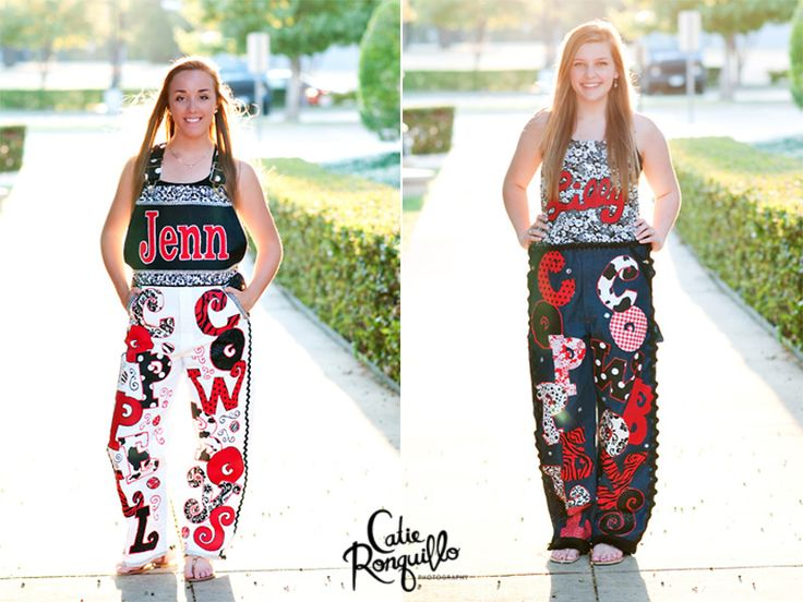 Coppell High School Senior Overalls