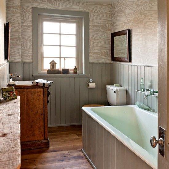 100 Bathroom Ideas Using Tongue And Groove Traditional Bathroom Bathroom Interior Design Classic Bathroom Design