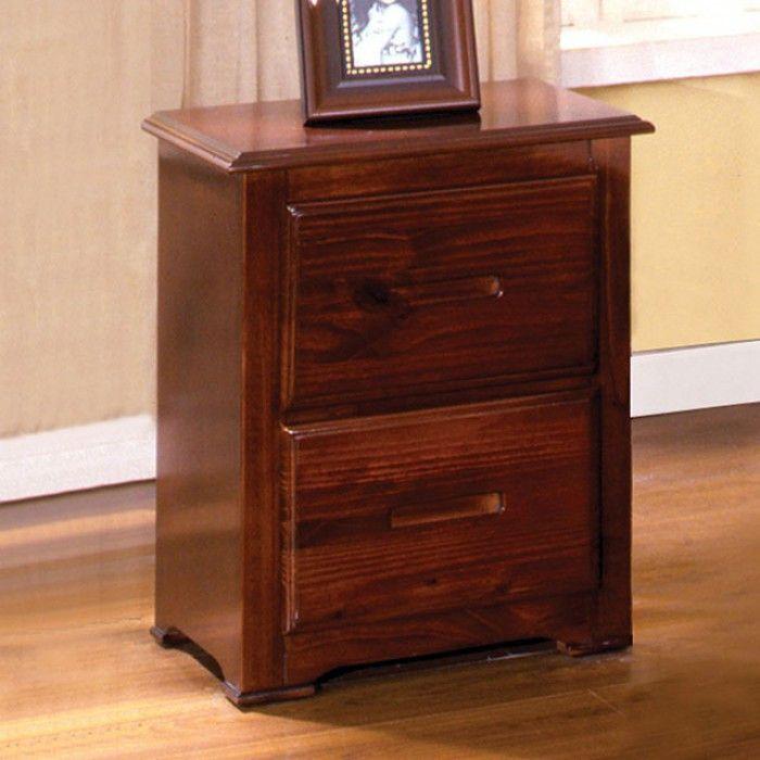 Furniture Of America Night Stand Bella CM7031N