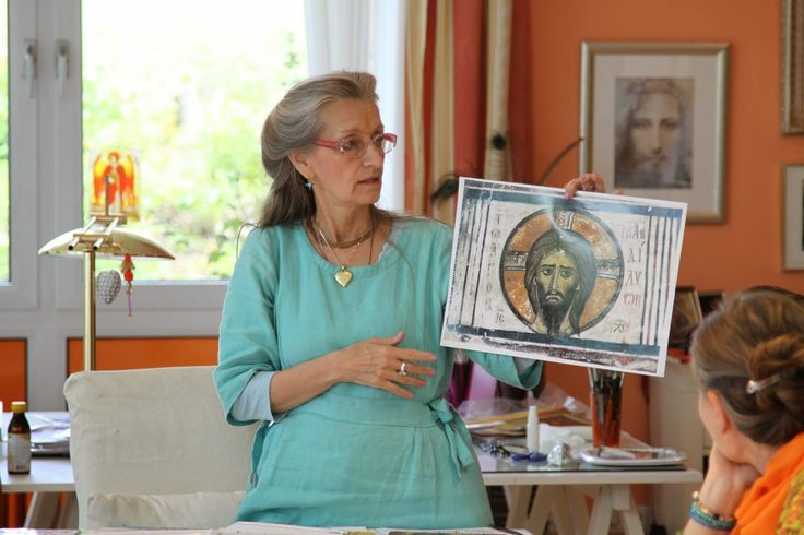 Bhakti Marga Art -Spiritual Art Courses -  Spirituelle Kunst Kurse https://www.bhaktimarga.org/events/event/silk-painting-course