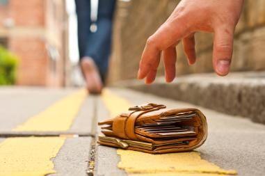 O que fazer se perder a carteira?