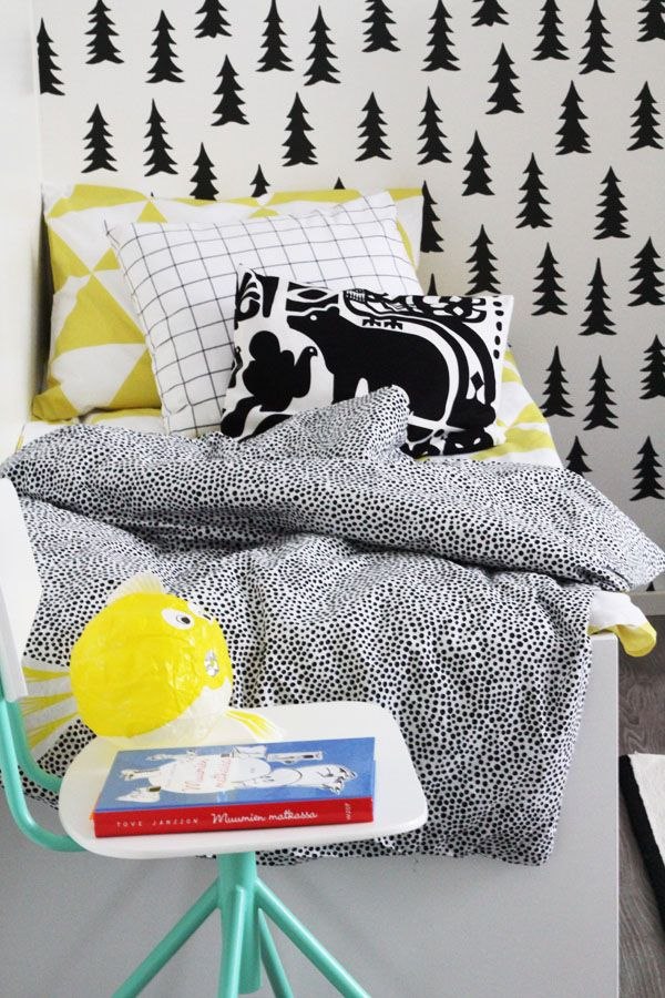 Love this children's bedroom by Naku at Bambula