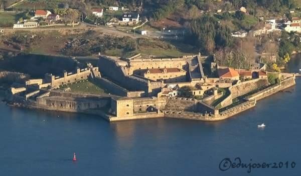 Castillo de san Felipe - ria de Ferrol