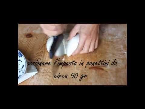 Rosette soffiate con lievito madre - YouTube