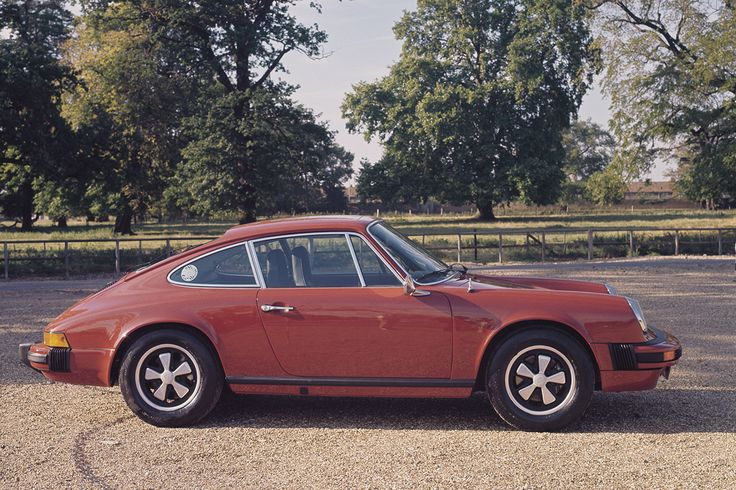Model Guide: Air-cooled 911s on a budget — 1974-1977 | Porsche Club of America