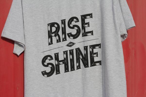 Rise & Shine by David Sanden