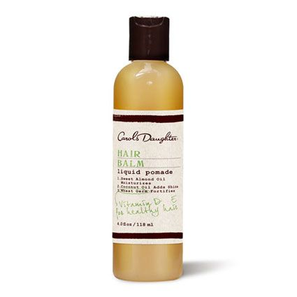 Natural Hair Care, Natural Beauty Products, Natural Skincare - Carol's Daughter - Hair Balm for Frizz Control and Shine Boosting