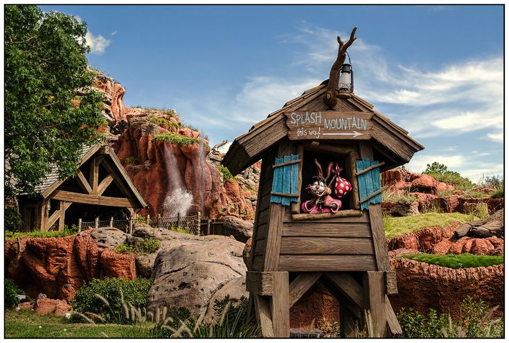What You Didn't Know About Splash Mountain - Frontierland Station