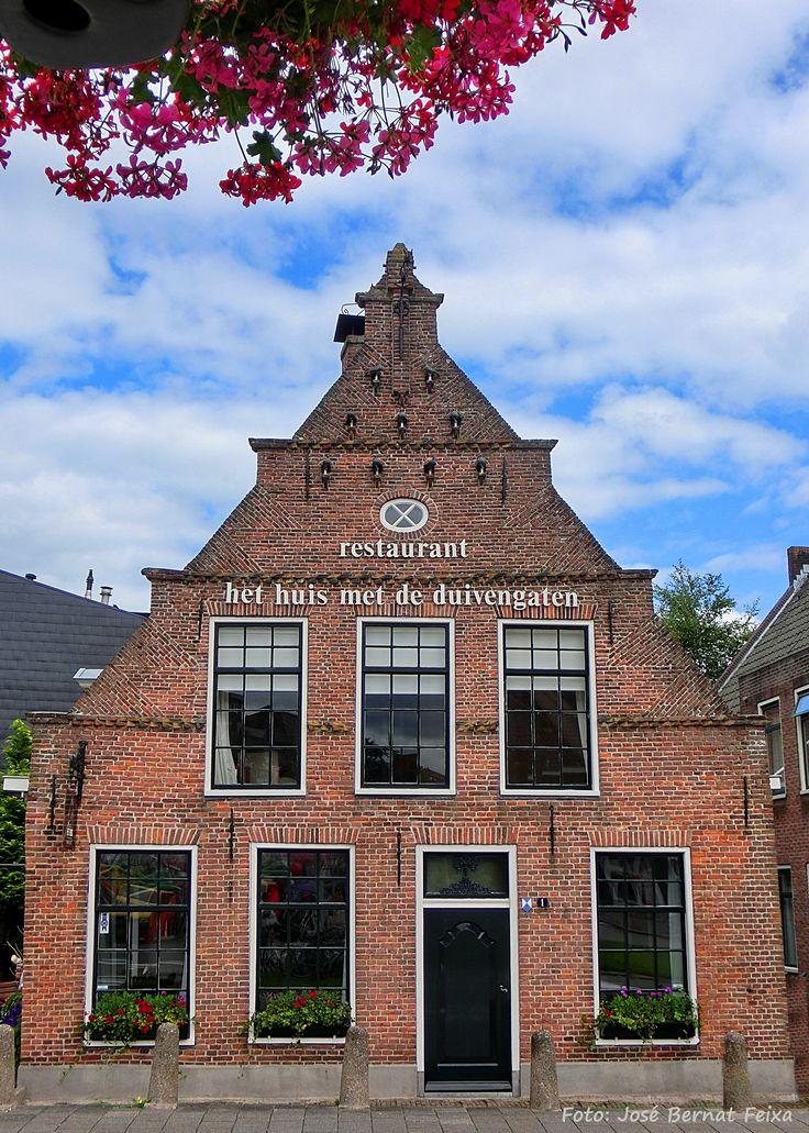 """Restaurant """"Het huis met de duivengaten"""", Hoogeveen"""