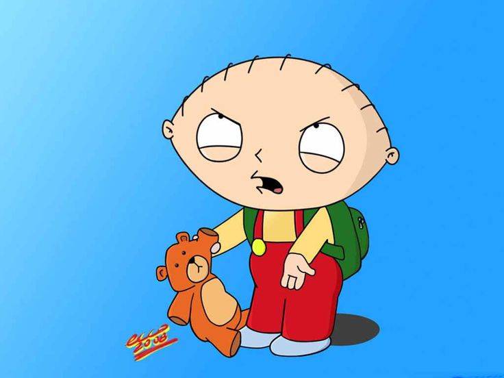 Cartoon Characters With Big Heads : His football shaped head is very recognizable big round