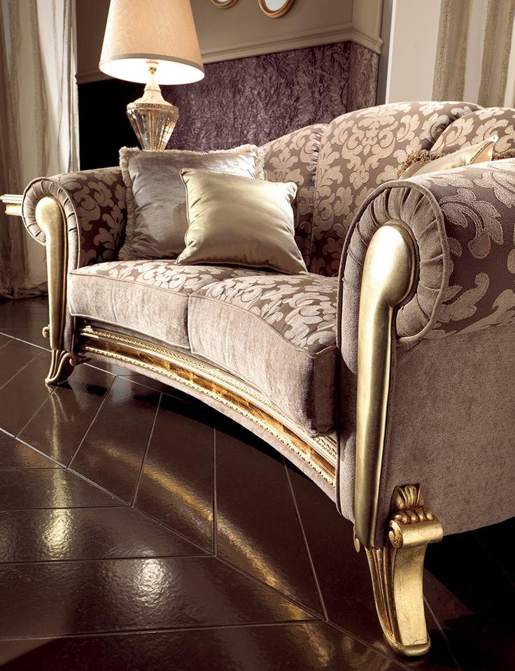 Raffaello Rollection Living Room, Sofa www.arredoclassic.com/living-room/sofas-raffaello