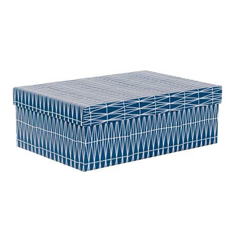 Box GEMS blå