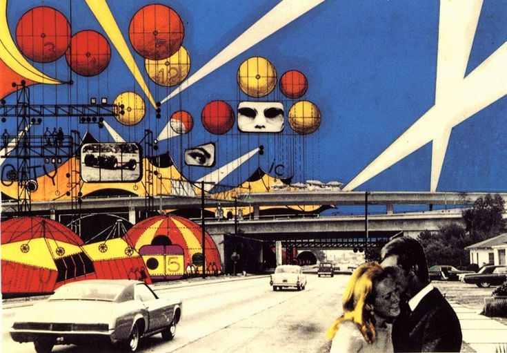 Plug-in-City, Peter Cook, 1964 - Google Search