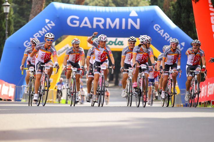 #granfondoroma, much more than a traditional marathon! Project management by #TriumphGroupInt http://www.granfondoroma.com/en/