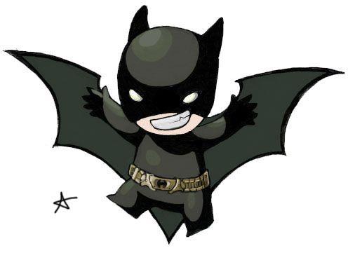 cute batman cartoon - 506×361
