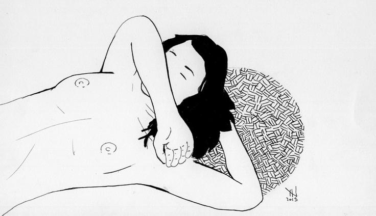 Naked Art Series // Female