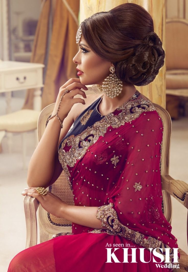 Intricate hair & flawless makeup by Kajol Beauty Mua  +44(0)7958 355 941 www.kajolsbeauty.com  Outfit: Guls Style Jewellery: Deeya Jewellery Location: Gosfield Hall Wedding Venue