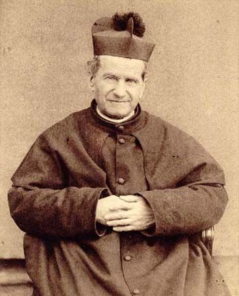 St. John Bosco & the Secret of Education by Sean Fitzpatrick via the Beauty in the Word Facebook Page