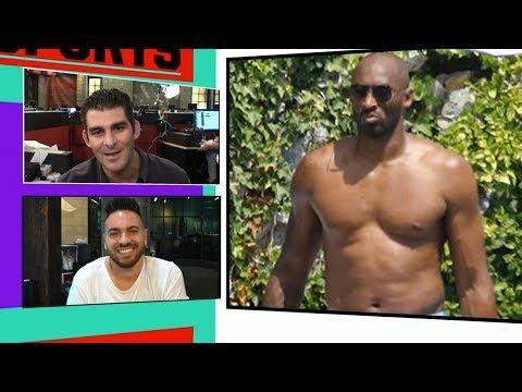 Kobe Bryant's Dad Bod May Disappear In 30 Days | TMZ Sports