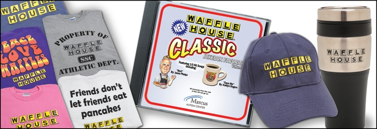 I'm a Waffle House Guy. These are my people. :)
