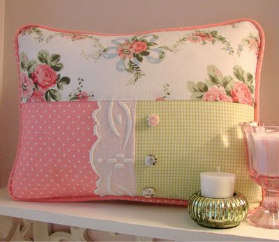 Beautiful pillow!