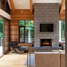 Awesome Cinder Block Interior Wall   Google Search