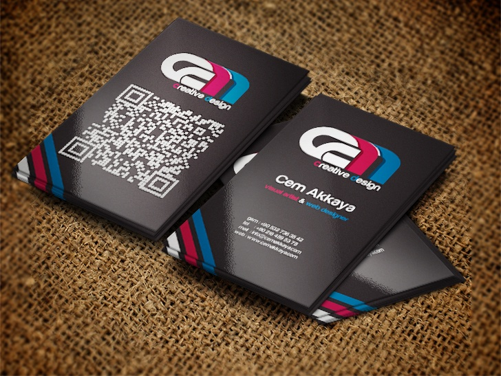 142 Best Business Cards Mockup Images On Pinterest Miniatures And Model