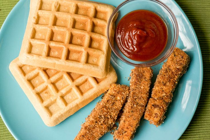 Vegan Chicken Strips Recipe