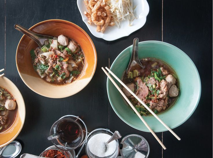 You Can Make Authentic Thai Boat Noodles!