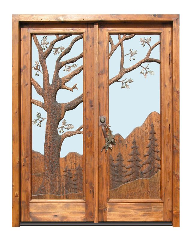 Love, love, love this company's front door designs. Scared to ask what they…
