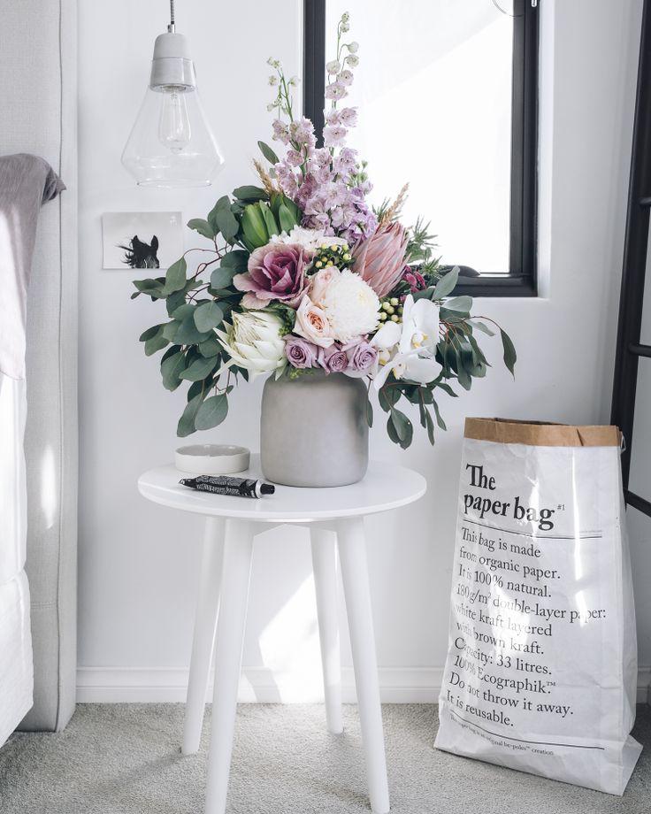 Rozen in je interieur voor een vleugje romantiek - Roomed