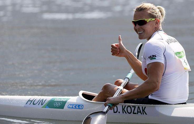 Kozák Danuta megvédte címét egyesben! Négyszeres olimpiai bajnok! - Rió 2016…