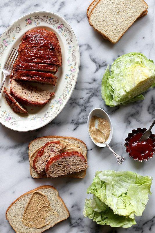 turkey bacon meatloaf