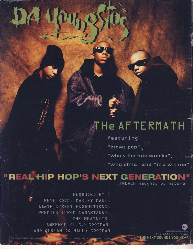 Early 90's HipHop Album Advertisements in 2020 Hip hop