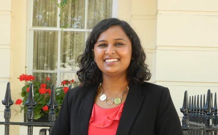 Pooja – By way of India and Africa, my journey brought me to the United Kingdom and to AECOM where I now work as a sustainability consultant in London.  #IWD2017