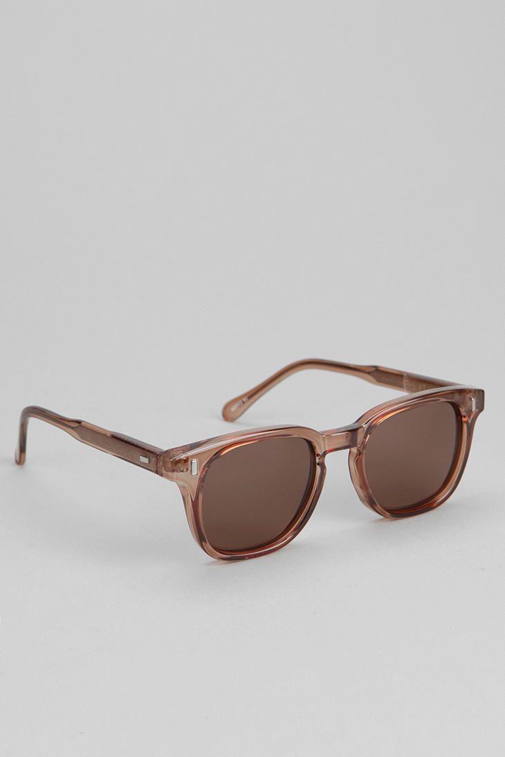 Spitfire Studio Tan Sunglasses   #UrbanOutfitters