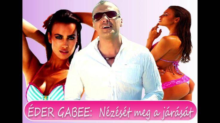 Éder Gabee-Mert a nézését meg a járását 2014