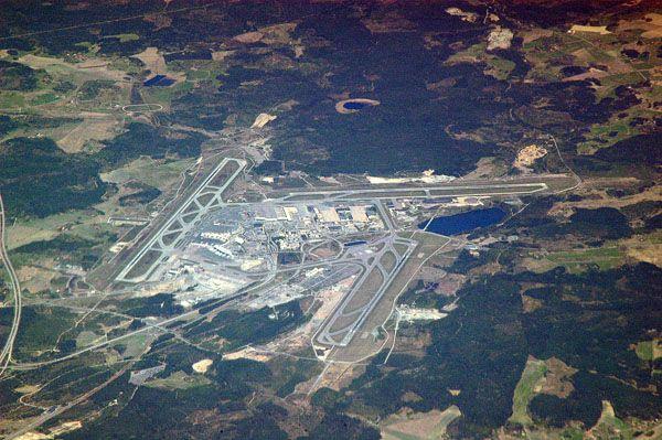 Arlanda Estocolmo Aeropuertos Pinterest Airports