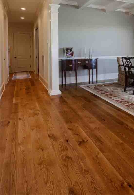 New White Oak | Antique Floors from Reclaimed Wood | Recycled Flooring ~  The Woods Company