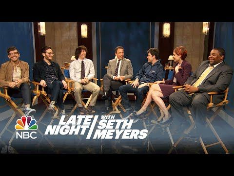 Second Chance Theatre: Wanna Come With? Q&A with Andy Samberg, Akiva Schaffer and Jorma Taccone - YouTube