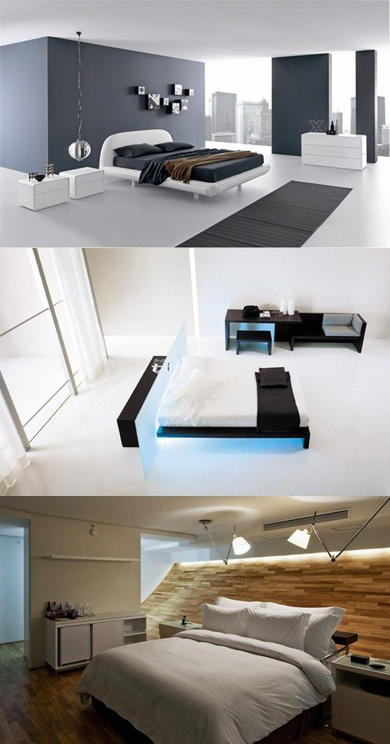 Interesting HighTech Touches To Your Modern Bedroom Roomie New How To Get Rid Of Spiders In Bedroom Minimalist Decoration