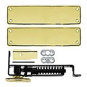 Heavy Duty Swinging Door Floor Hinge With Solid Brass