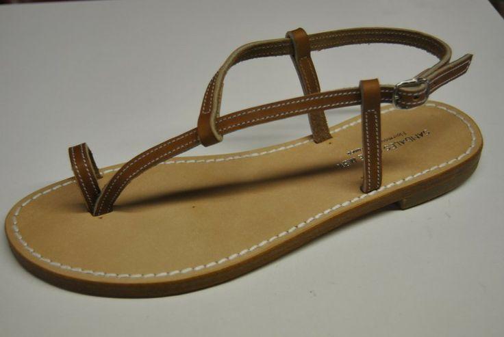 sandales tropeziennes spartiates modele VENUS