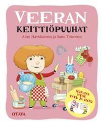 http://www.adlibris.com/fi/product.aspx?isbn=9511280031 | Nimeke: Veeran keittiöpuuhat - Tekijä: Aino Havukainen, Sami Toivonen - ISBN: 9511280031 - Hinta: 7,40e