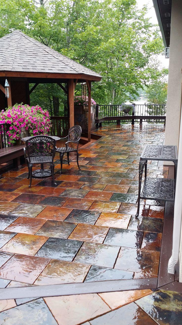 83 best brick and pavestone images on pinterest backyard ideas