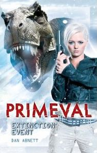 Primeval: Extinction Event (My favourite of the book series)