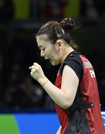 卓球女子シングルスで 4 位入賞となった福原愛選手。今大会の愛ちゃんは強かった!リオデジャネイロオリンピック・リオ五輪 2016
