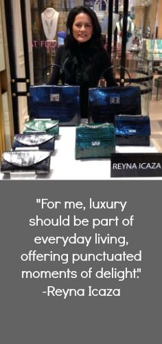 We designed our crocodile handbag collections with YOU in mind! We offer luxurious handbags that are both practical & beautiful. #crocodilehandbags #luxury #quote